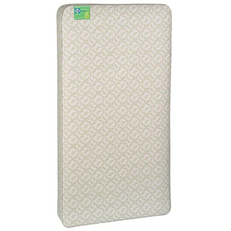 Sealy Prestige Posture Crib Mattress - White