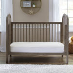 Sealy Allergy Protection Fitted Crib Mattress Pad with Organic Cotton Top