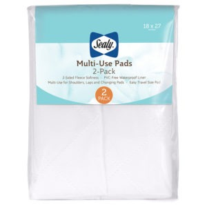Sealy Multi-Use Pads, 2 Pack_ED018