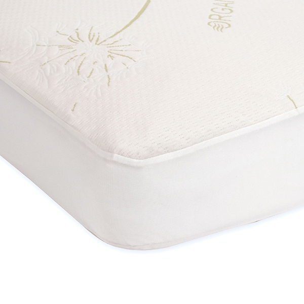 Sealy Healthy Grow Plush Fitted Crib Mattress Pad Sealy Baby