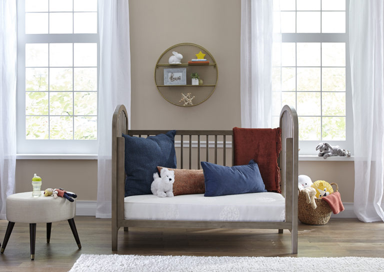 Sealy Healthy Dream 2 Stage Crib Mattress Cool Gel