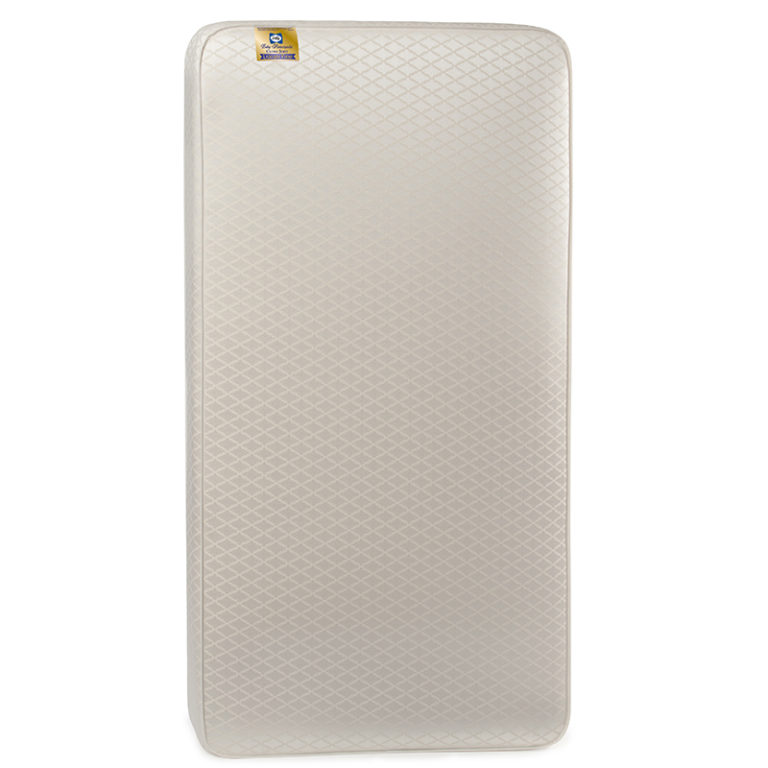 Sealy Posturepedic Crown Jewel Luxury Firm Crib & Toddler Mattress