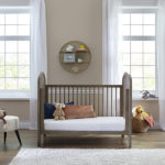 Sealy Select 2-Cool 2-Stage Crib & Toddler Mattress - White