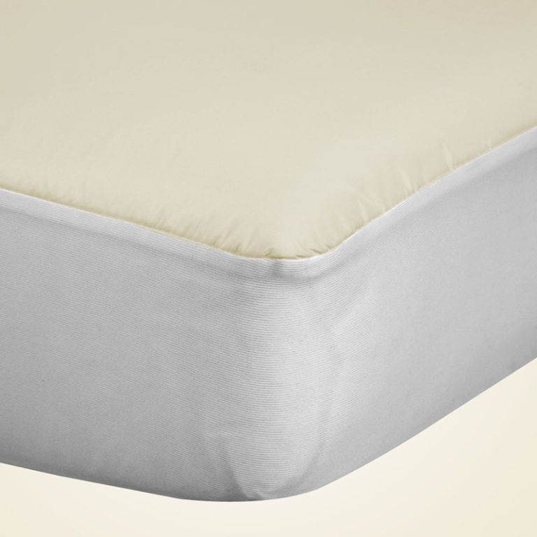 Sealy Allergy Protection Fitted Crib Mattress Pad