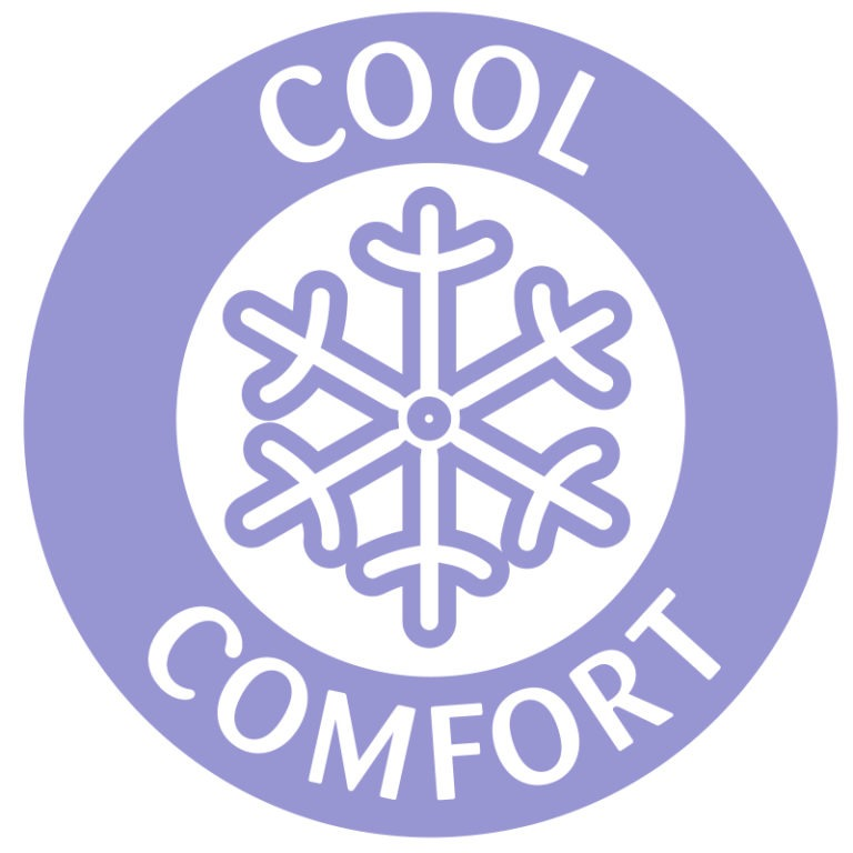 Sealy Cool Comfort Fitted Crib Mattress Pad - White