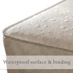 Sealy Signature Precious Rest Crib Mattress - Beige