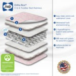 Sealy Ortho Rest Crib Mattress - Pink