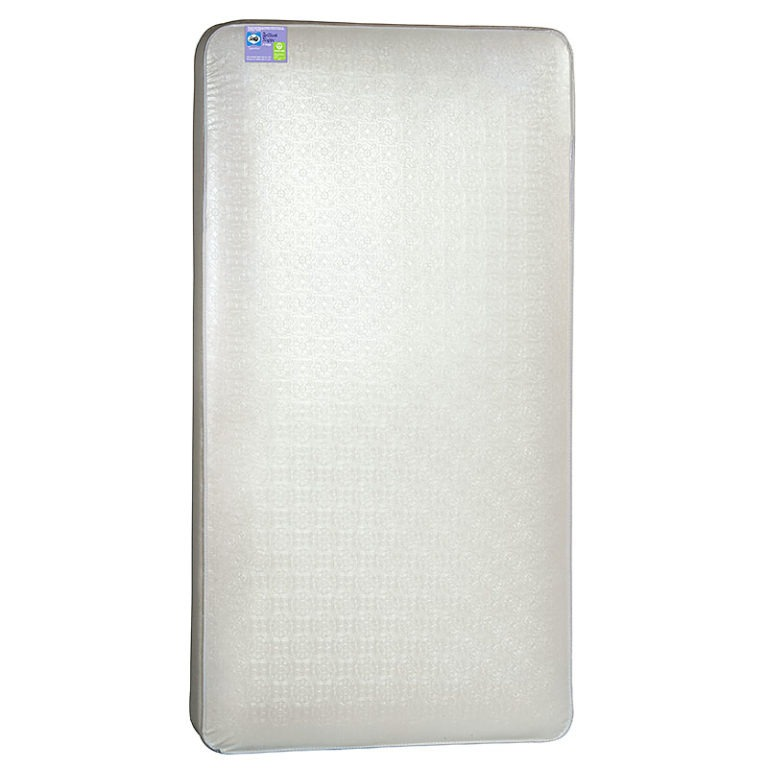 Sealy Brilliant Nights 2-Stage Crib & Toddler Bed Mattress