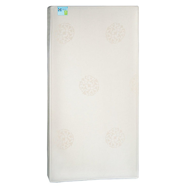 Sealy Healthy Dream Hybrid 2-Stage Crib Mattress - White