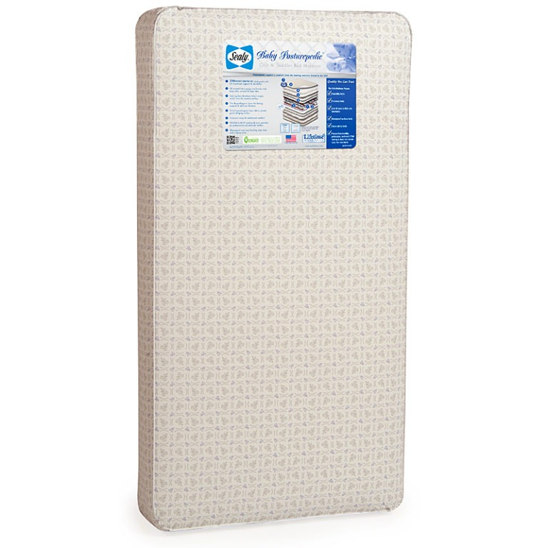 Sealy Posturepedic Crib & Toddler Bed Mattress