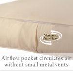 Sealy Posturepedic Crown Jewel Luxury Firm Crib & Toddler Bed Mattress - White