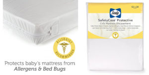 Benefits of a Crib Mattress Encasement