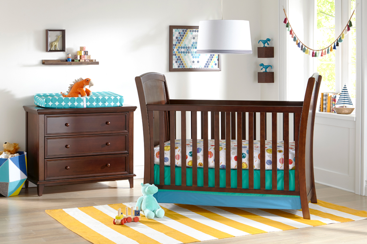 Design Tips For A Dream Nursery Sealy Baby