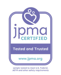 JPMA Certified logo