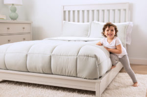 Transitioning from a Toddler Bed