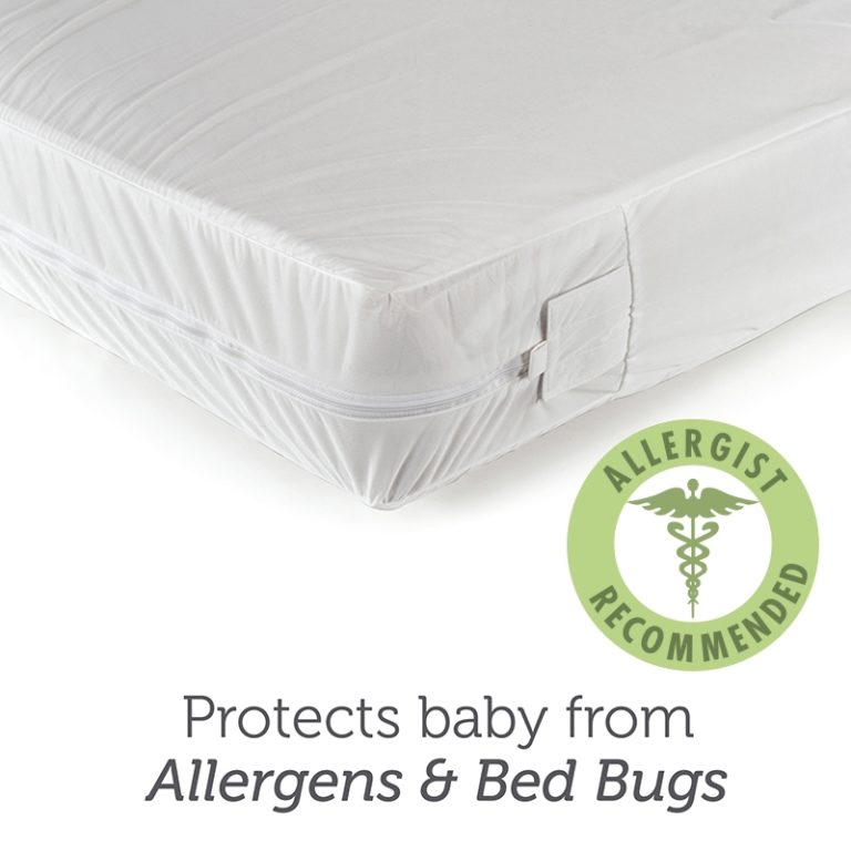 Bed Bug And Allergy Protection Crib Mattress Encasement Sealy Baby