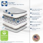 Sealy Cozy Rest Extra Firm - White