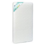 Sealy 2-in-1 Baby Ultra Rest 2-Stage Crib & Toddler Mattress - White