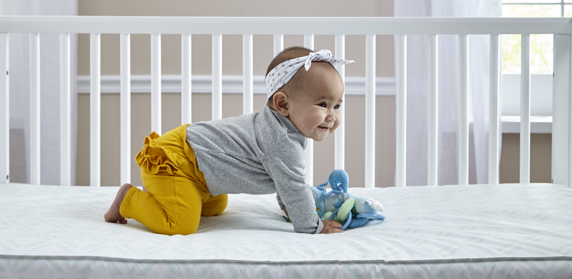 How to Choose the Best Crib Mattress | Toddler Mattress | Sealy Baby