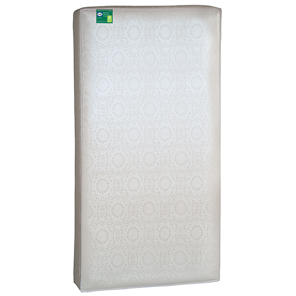 Sealy Soybean Dreams 2-Stage Crib and Toddler Mattress