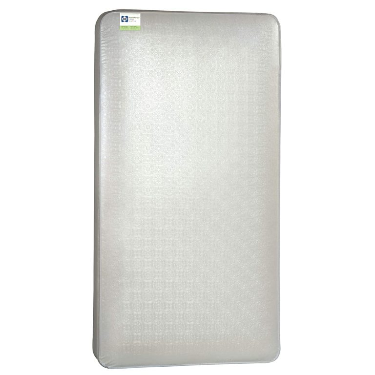 Sealy Baby Posture Perfect Hybrid 2-Stage Crib and Toddler Mattress